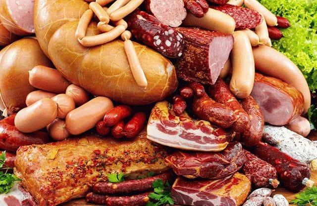 Мясо и мясная продукция