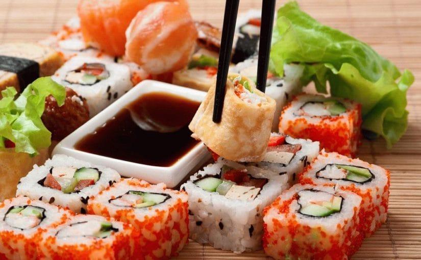 Реклама суши