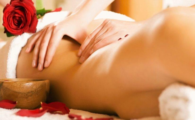 Реклама курсов массажа