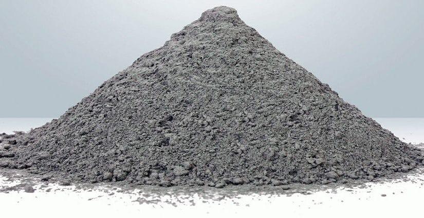 Реклама высококачественного цемента и товарного бетона