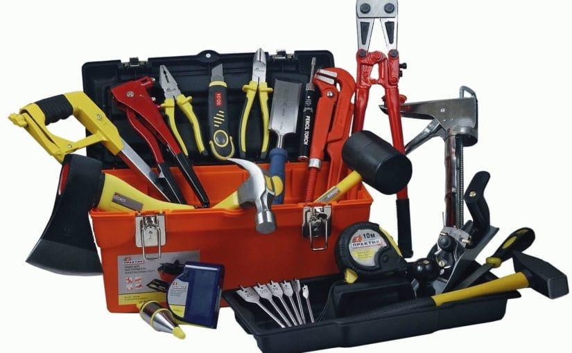 Реклама строительных инструментов