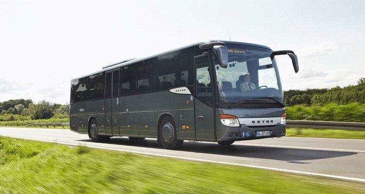 Реклама пассажирских перевозок