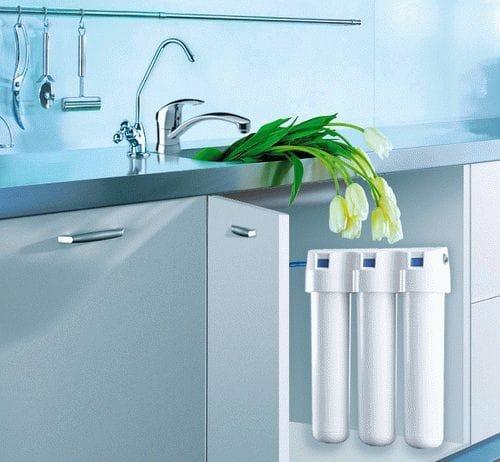 Реклама фильтров для очистки воды