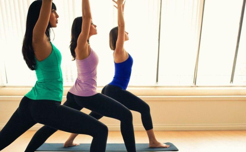Реклама йога-центра
