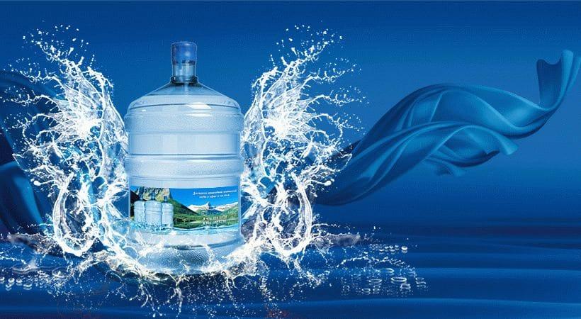 питьевая озонированная вода