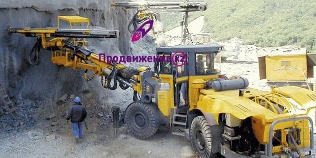 Реклама горно-шахтного оборудования