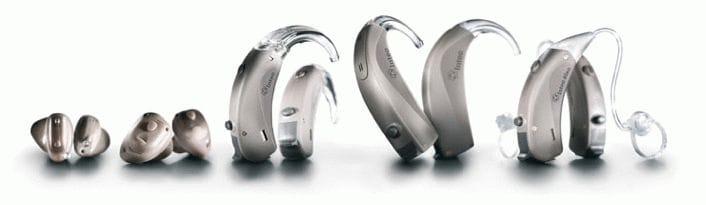 Реклама продажи слуховых аппаратов