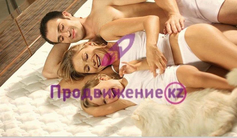 Реклама магазина матрасов и аксессуаров для сна
