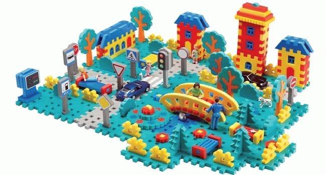 Реклама магазина детских игрушек