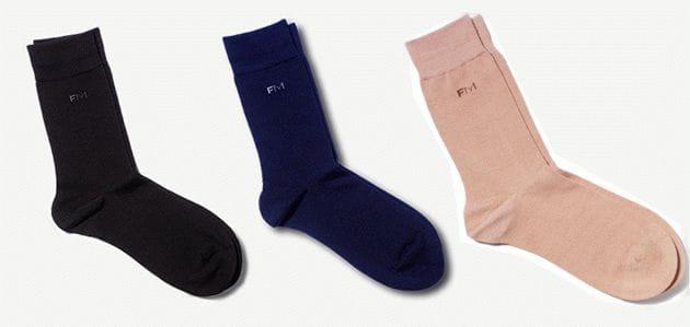 Реклама продажи мужских носков