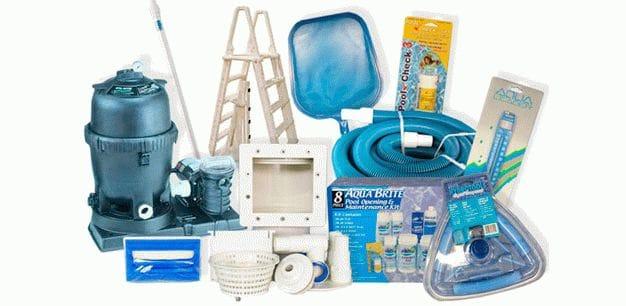 Реклама оборудования для бассейнов и саун