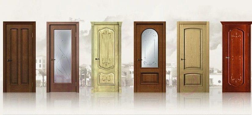 Реклама дверей в сети
