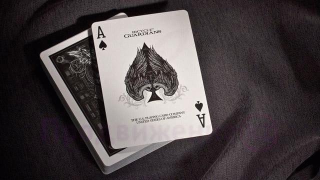 Реклама игральных карт