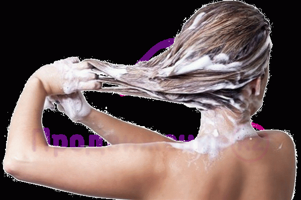 Реклама шампуня