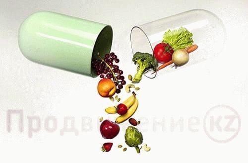 Реклама витаминов. Как рекламировать БАДы?
