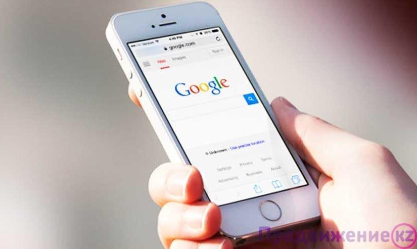 Прирост мобильных запросов и нововведения Google