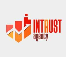 Разработка лендинга Intrust Agency
